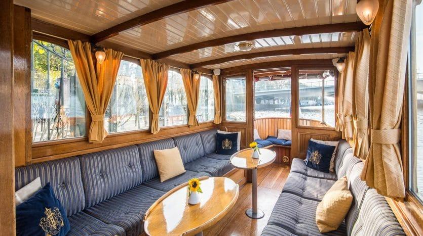 Boat III - Interior III