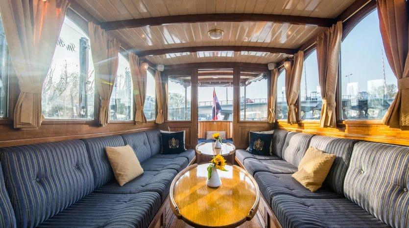 Boat III - Interior