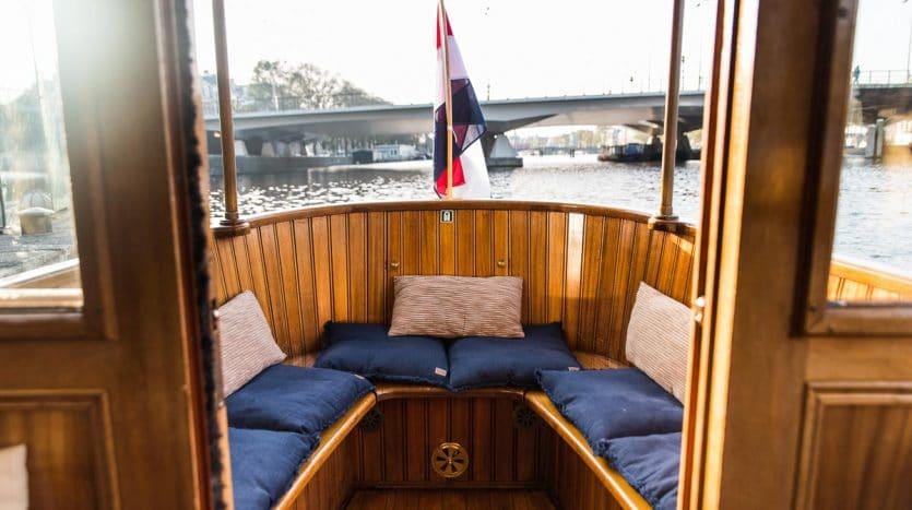 Boat III - Rear