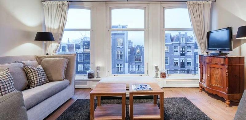Jordaan Westerstraat Apartment 2